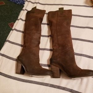 FREE PEOPLE MONTGOMERY SLOUCH BOOTS - BRAND NEW!!!